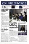 Columbia Chronicle (03/18/2002)
