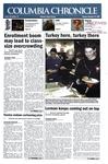 Columbia Chronicle (11/25/2002)