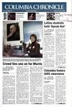 Columbia Chronicle (12/09/2002)