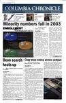 Columbia Chronicle (03/03/2003)