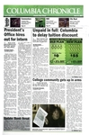 Columbia Chronicle (03/17/2003)