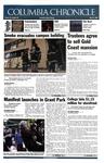 Columbia Chronicle (05/27/2003)