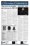 Columbia Chronicle (12/01/2003)