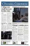Columbia Chronicle (01/12/2004)