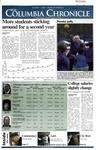 Columbia Chronicle (11/01/2004)