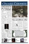 Columbia Chronicle (01/03/2005)