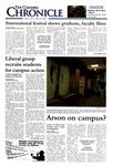 Columbia Chronicle (10/03/2005)