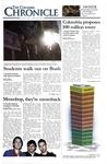 Columbia Chronicle (11/07/2005)