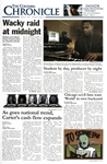 Columbia Chronicle (01/23/2006)