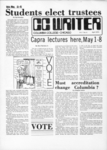 CC Writer (04/1974) by Columbia College Chicago