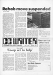 CC Writer (10/1974) by Columbia College Chicago
