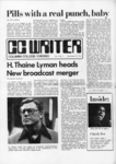 CC Writer (11/22/1974) by Columbia College Chicago