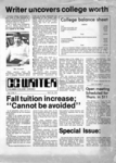 CC Writer (04/23/1975) by Columbia College Chicago