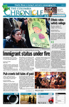 Columbia Chronicle (03/14/2011) by Columbia College Chicago