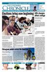 Columbia Chronicle (05/09/2011)