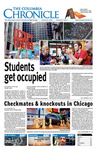 Columbia Chronicle (10/17/2011)