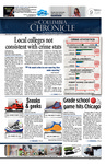 Columbia Chronicle (10/14/2013) by Columbia College Chicago