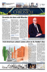 Columbia Chronicle (03/17/2014) by Columbia College Chicago