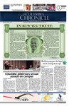 Columbia Chronicle (05/05/2014) by Columbia College Chicago