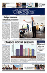 Columbia Chronicle (09/02/2014) by Columbia College Chicago