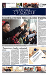 Columbia Chronicle (09/22/2014) by Columbia College Chicago