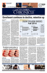 Columbia Chronicle (09/29/2014) by Columbia College Chicago