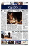 Columbia Chronicle (10/20/2014) by Columbia College Chicago