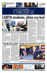 Columbia Chronicle (11/10/2014)