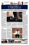Columbia Chronicle (11/17/2014) by Columbia College Chicago