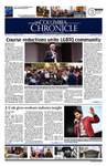 Columbia Chronicle (11/24/2014) by Columbia College Chicago