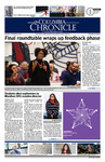 Columbia Chronicle (12/08/2014) by Columbia College Chicago