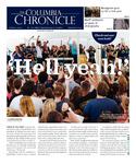 Columbia Chronicle (09/08/2015)
