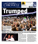 Columbia Chronicle (03/14/2016)