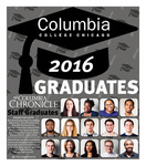 Columbia Chronicle (05/09/2016 - Supplement 1)