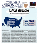 Columbia Chroncle (09/18/2017)