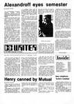 CC Writer (09/15/1975) by Columbia College Chicago