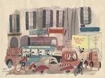 """""""Traffic, Paris '49"""""""
