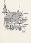 Torvet, Silkeborg, Denmark 8/9/65