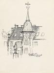 """Raadhuset, Silkeborg, Denmark 8/9/65"""