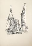 """""""St. Severin, Rue Galande, Paris, 1971"""""""