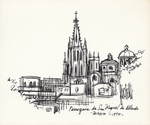 """""""Parroquia de San Miguel de Allende Mexico - 1974"""""""