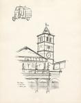 """Saint Maria in Trastevria - Rome, 1960"""