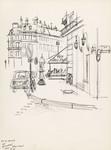 """Rue de Rennes Rue Guillaume Apollinaire July 10, '65"""