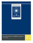 Profile 1: Education of Umberto Crenca by Jon Margolis