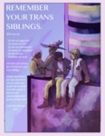 Remember Your Trans Siblings by Anna Finton
