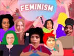 Feminism is for a woman by Tyshay Harris