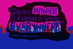 Injustice Statement by Brayden Fisher