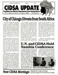 CIDSA Update, No. 14 by Coalition for Illinois Divestment from South Africa