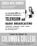 Broadcasting Advertisement for Women by Columbia College Chicago