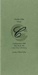 1993 Commencement Program